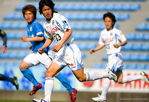 F-スポット - ピックアッププレイヤー : KAWASAKI FRONTALE