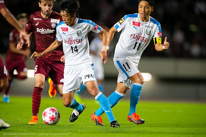 神戸 川崎 f 対