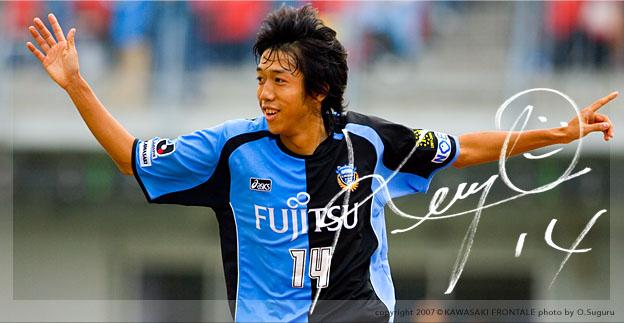 選手・スタッフプロフィール: KAWASAKI FRONTALE