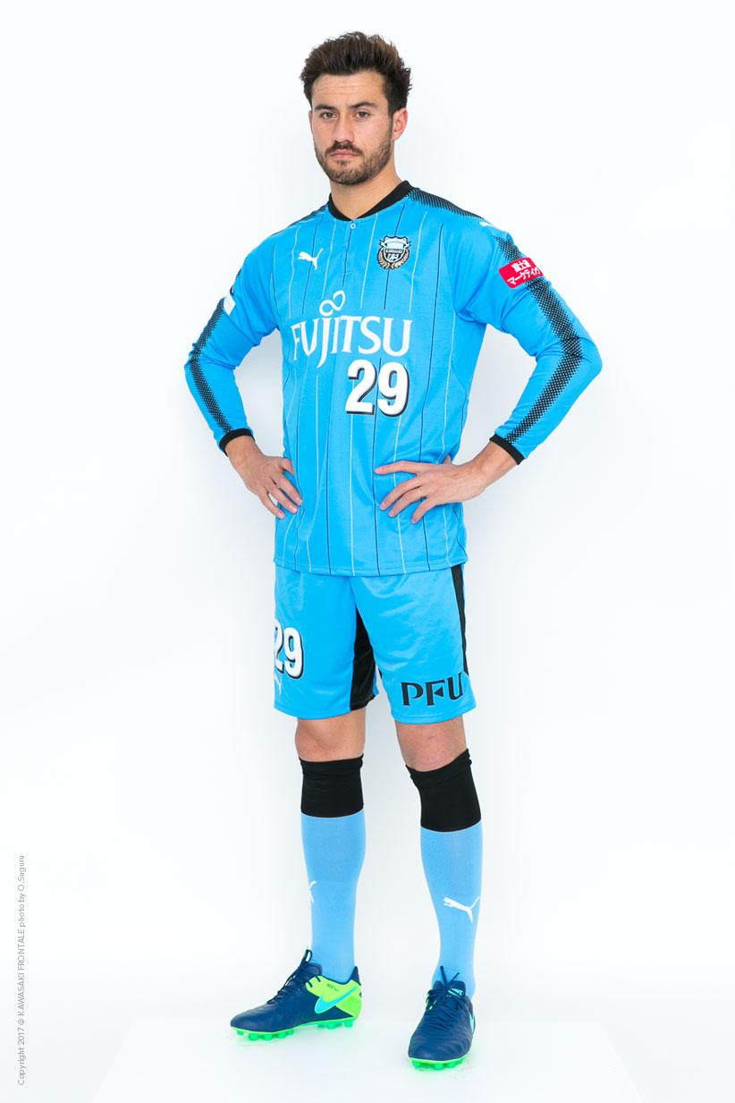 DF29/舞行龍 ジェームズ選手   選手・スタッフプロフィール2017 ...